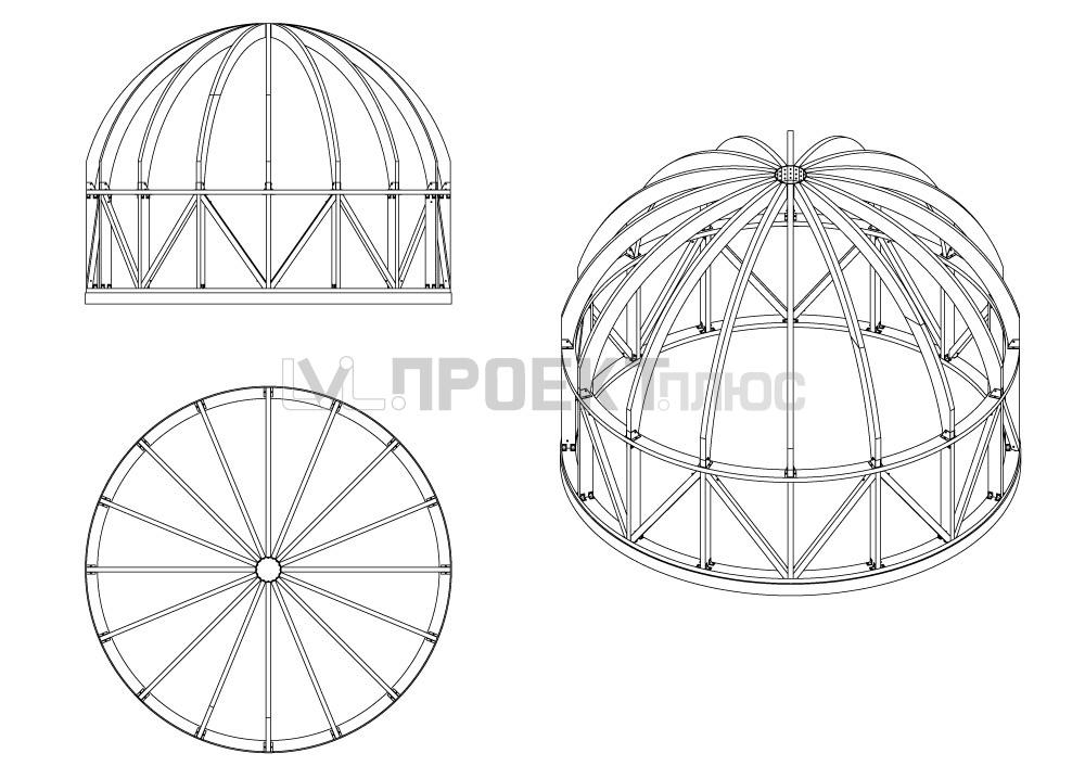 Проект купола 5