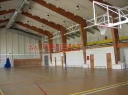 Проект спортивного зала