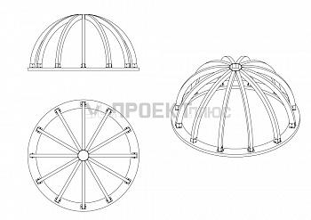 Проект купола 6