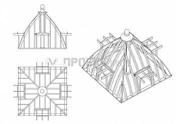 Проект купола 3
